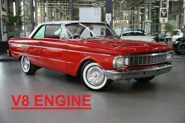 Used Ford Falcon Deluxe, North Melbourne, 1965 Ford Falcon Deluxe Hardtop
