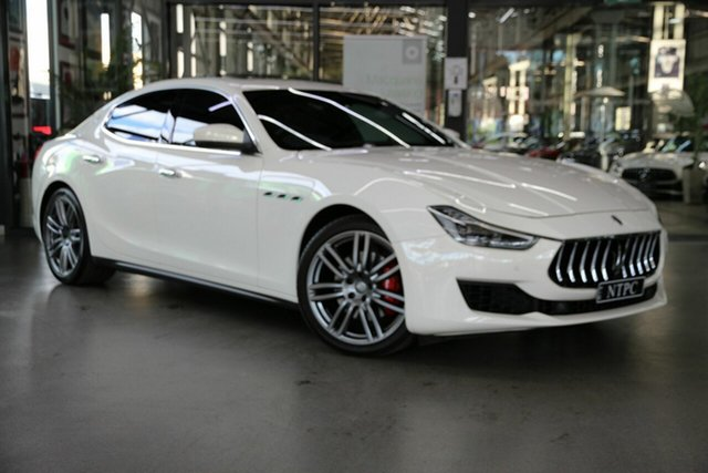 Used Maserati Ghibli, North Melbourne, 2017 Maserati Ghibli Sedan