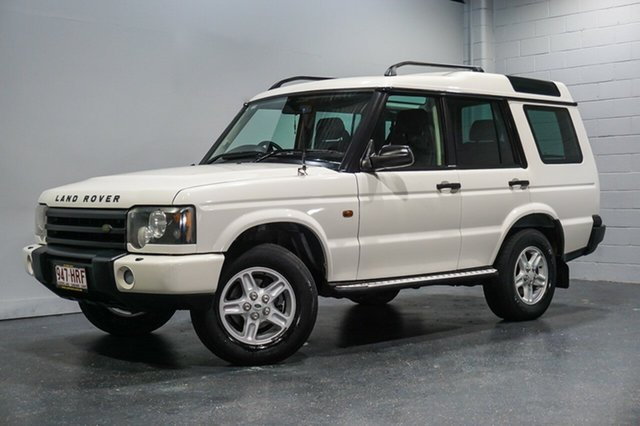 Used Land Rover Discovery, Slacks Creek, 2004 Land Rover Discovery Wagon