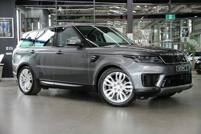 Used Land Rover Range Rover Sport SE, North Melbourne, 2018 Land Rover Range Rover Sport SE Wagon