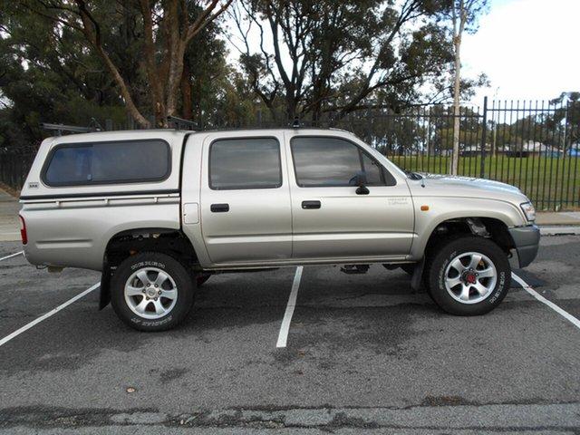 Used Toyota Hilux SR5, Mandurah, 2004 Toyota Hilux SR5 Utility