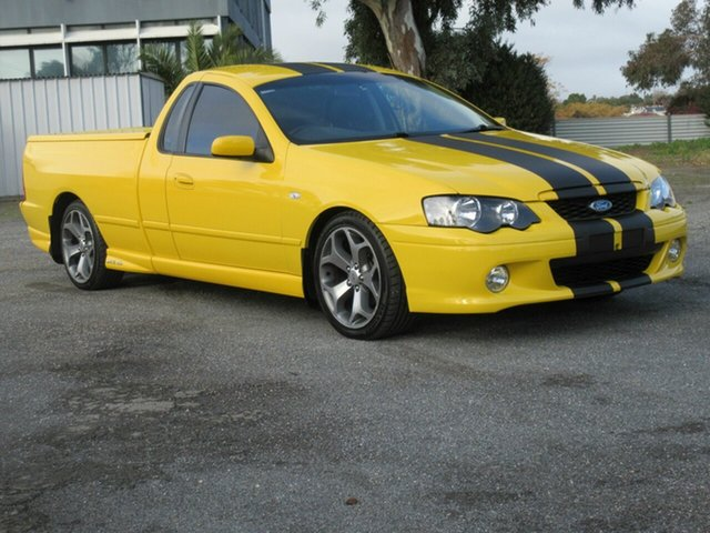 Used Ford Falcon XR6T, Enfield, 2004 Ford Falcon XR6T Utility