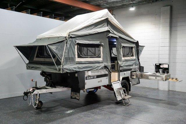 Used Black Series Campers & Caravan Dominator, Slacks Creek, 2019 Black Series Campers & Caravan Dominator