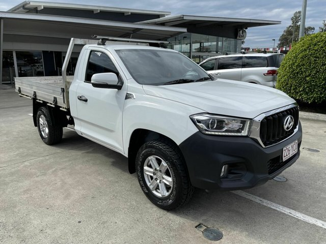 Discounted Used LDV T60 Pro, Yamanto, 2017 LDV T60 Pro Cab Chassis