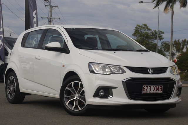 Used Holden Barina LS, Rocklea, 2017 Holden Barina LS Hatchback