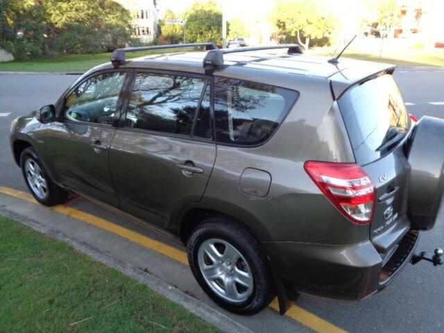 Used Toyota RAV4 CV (4x4), Chermside, 2009 Toyota RAV4 CV (4x4) ACA33R Wagon