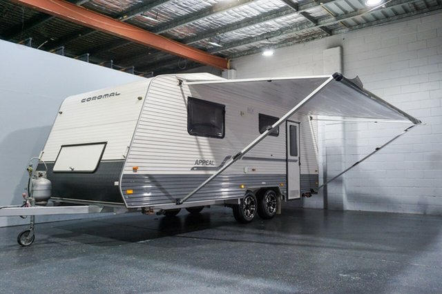 Used Caravan Coromal Appeal 601, Slacks Creek, 2014 Caravan Coromal Appeal 601 Caravan