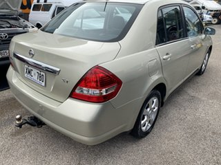 2007 Nissan Tiida TI Sedan.