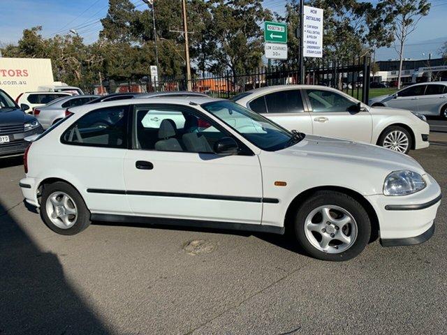 Used Honda Civic CXi, West Croydon, 1996 Honda Civic CXi Hatchback