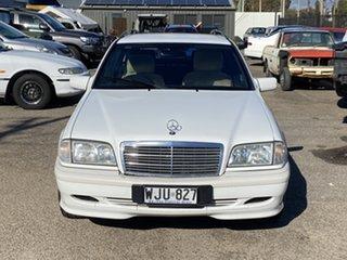 2000 Mercedes-Benz C200 T Classic Wagon.
