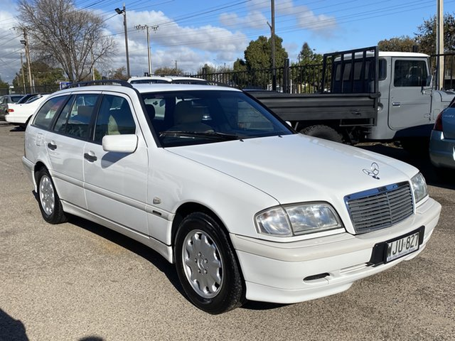 Discounted Used Mercedes-Benz C200 T Classic, Woodville Park, 2000 Mercedes-Benz C200 T Classic Wagon