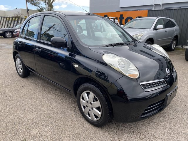 Discounted Used Nissan Micra ST, Woodville Park, 2010 Nissan Micra ST Hatchback