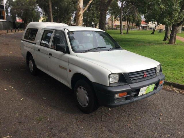 Used Mitsubishi Triton GLX, Prospect, 1997 Mitsubishi Triton GLX Double Cab Utility
