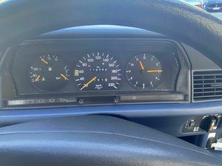 1993 Mercedes-Benz 180 E Limited Edition Sedan.