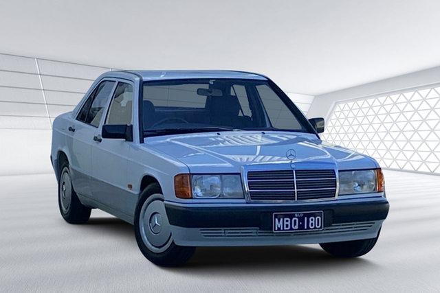 Used Mercedes-Benz 180 E Limited Edition, Moorooka, 1993 Mercedes-Benz 180 E Limited Edition Sedan