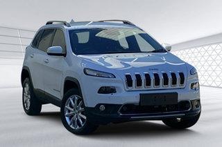 2014 Jeep Cherokee Limited (4x4) Wagon.