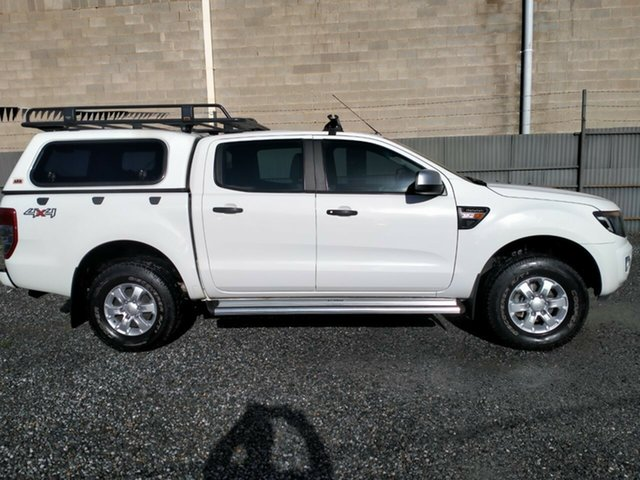 Used Ford Ranger XLS 3.2 (4x4), Klemzig, 2014 Ford Ranger XLS 3.2 (4x4) Dual Cab Utility