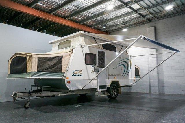 Used Caravan Jayco Expanda Outback, Slacks Creek, 2005 Caravan Jayco Expanda Outback Expander