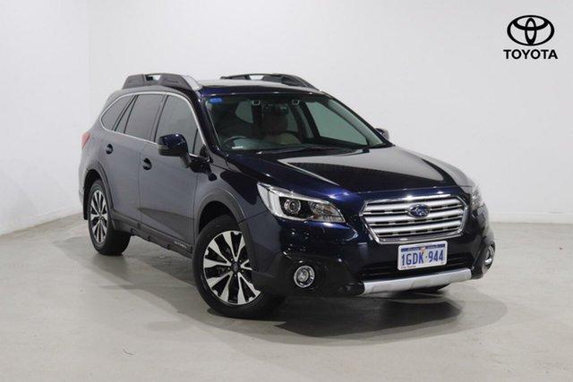 Used Subaru Outback 2.5i CVT AWD Premium, Northbridge, 2016 Subaru Outback 2.5i CVT AWD Premium Wagon