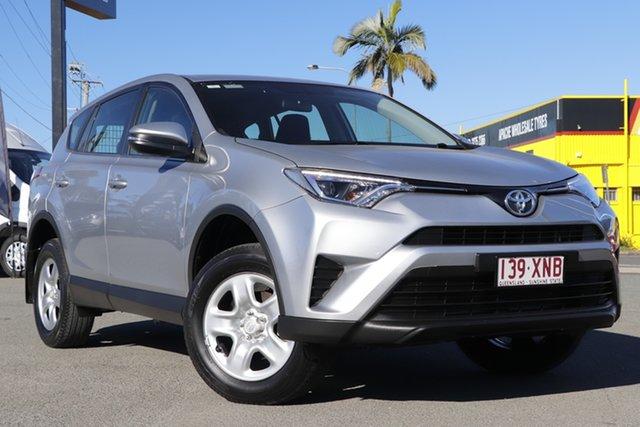 Used Toyota RAV4 GX 2WD, Bowen Hills, 2017 Toyota RAV4 GX 2WD Wagon