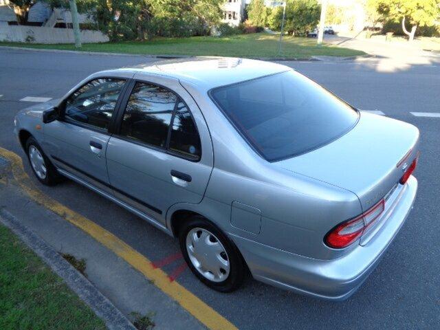 Used Nissan Pulsar LX, Chermside, 1998 Nissan Pulsar LX N15II Sedan