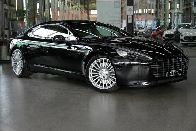 Used Aston Martin Rapide S Coupe SA, North Melbourne, 2014 Aston Martin Rapide S Coupe SA Hatchback