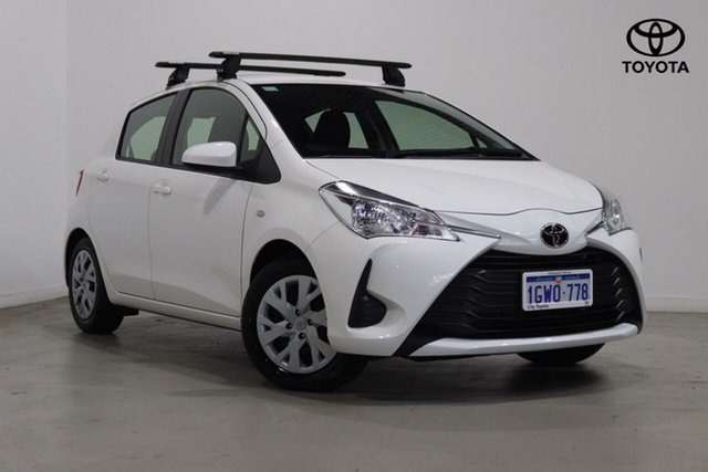 Used Toyota Yaris Ascent, Northbridge, 2019 Toyota Yaris Ascent Hatchback