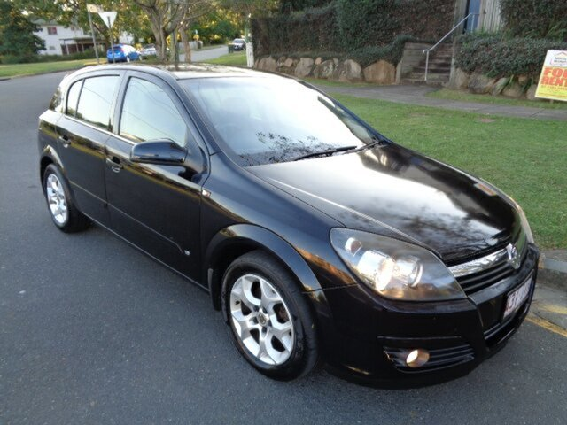 Used Holden Astra CDXi, Chermside, 2005 Holden Astra CDXi AH Hatchback