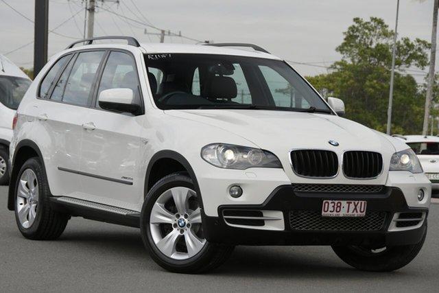 Used BMW X5 xDrive30d Steptronic, Rocklea, 2009 BMW X5 xDrive30d Steptronic Wagon