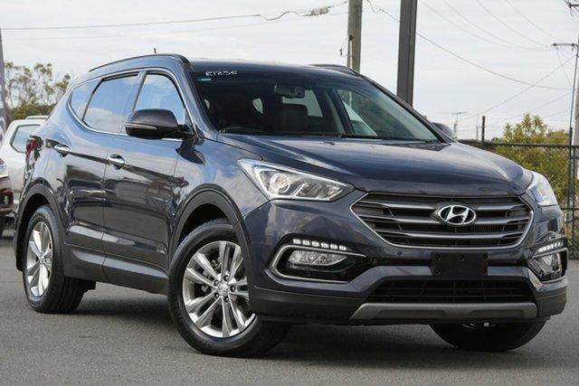 Used Hyundai Santa Fe Elite, Rocklea, 2017 Hyundai Santa Fe Elite Wagon