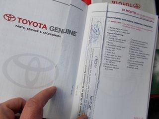2009 Toyota Camry Altise Sedan.