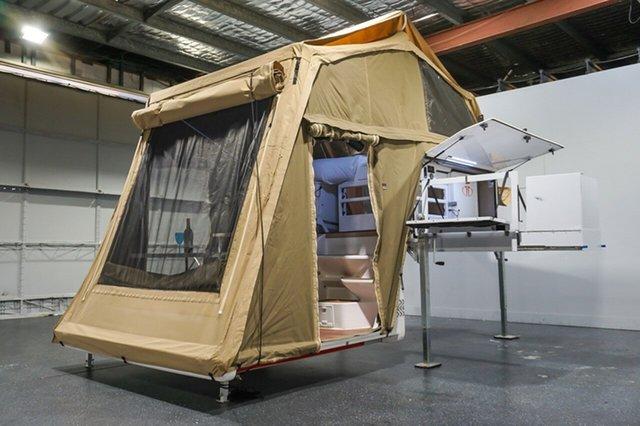 Used Camper Travelander Evron SC5, Slacks Creek, 2019 Camper Travelander Evron SC5 Foldaway