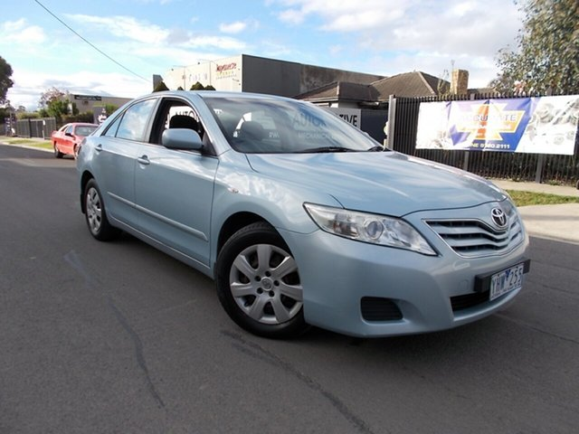 Discounted Used Toyota Camry Altise, Bayswater, 2009 Toyota Camry Altise Sedan