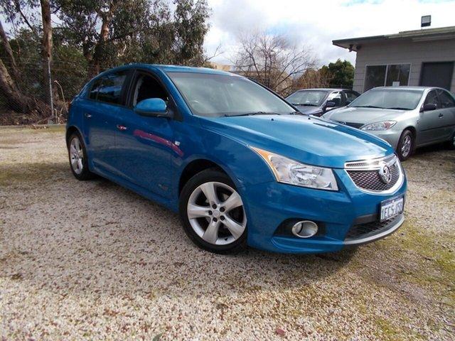 Discounted Used Holden Cruze SRi-V, Bayswater, 2012 Holden Cruze SRi-V Hatchback