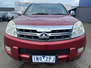 2010 Great Wall X240 (4x4) Wagon.