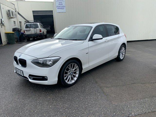 Used BMW 118d Sport Line, West Croydon, 2014 BMW 118d Sport Line Hatchback