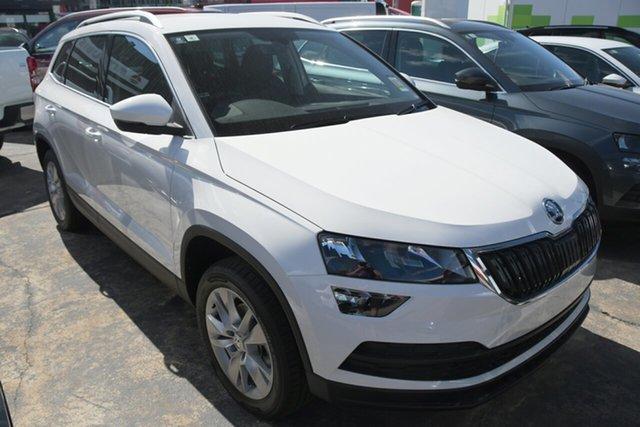 Discounted New Skoda Karoq 110TSI FWD, Bowen Hills, 2021 Skoda Karoq 110TSI FWD Wagon