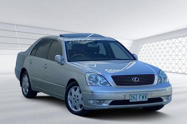 Used Lexus LS430, Moorooka, 2000 Lexus LS430 Sedan