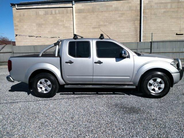 Used Nissan Navara ST-X (4x4), Klemzig, 2007 Nissan Navara ST-X (4x4) Dual Cab Pick-up