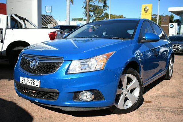 Used Holden Cruze Equipe, Brookvale, 2014 Holden Cruze Equipe Hatchback