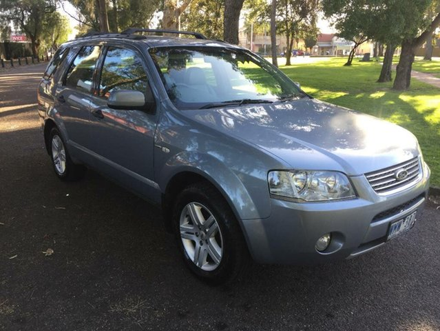 Used Ford Territory Ghia (4x4), Prospect, 2008 Ford Territory Ghia (4x4) Wagon