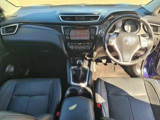 2016 Nissan Qashqai TI Wagon.