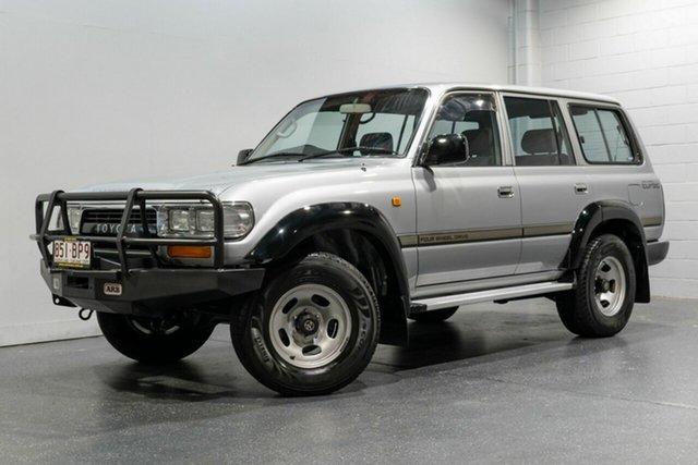 Used Toyota Landcruiser GXL (4x4), Slacks Creek, 1992 Toyota Landcruiser GXL (4x4) Wagon