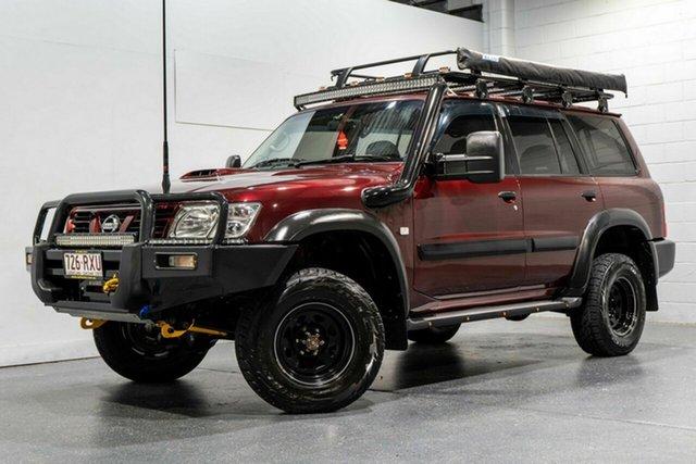 Used Nissan Patrol ST (4x4), Slacks Creek, 2004 Nissan Patrol ST (4x4) Wagon