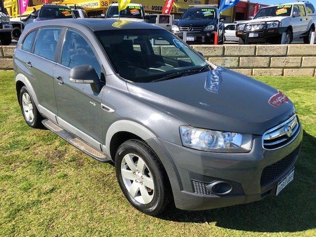 Used Holden Captiva 7 SX, Wangara, 2011 Holden Captiva 7 SX Wagon