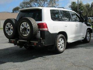 2007 Toyota Landcruiser GXL (4x4) Wagon.