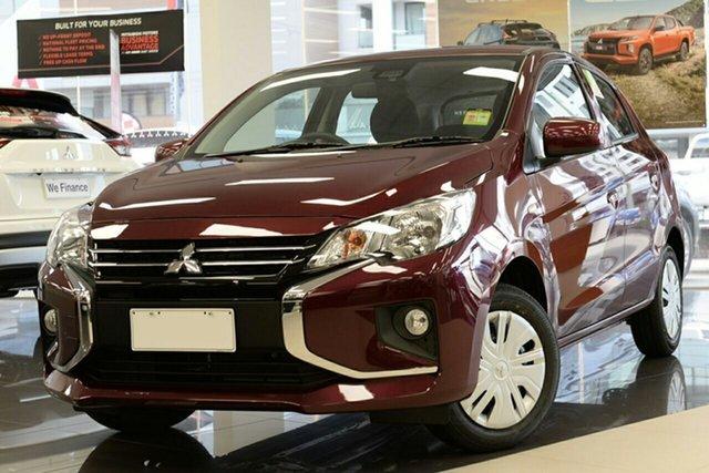 New Mitsubishi Mirage ES, Toowong, 2021 Mitsubishi Mirage ES Hatchback