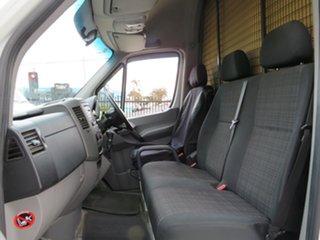 2015 Mercedes-Benz Sprinter 416 CDI Van.