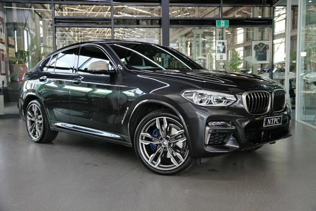 Used BMW X4 M40i Coupe Steptronic, North Melbourne, 2020 BMW X4 M40i Coupe Steptronic Wagon