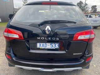 2009 Renault Koleos Dynamique (4x2) Wagon.